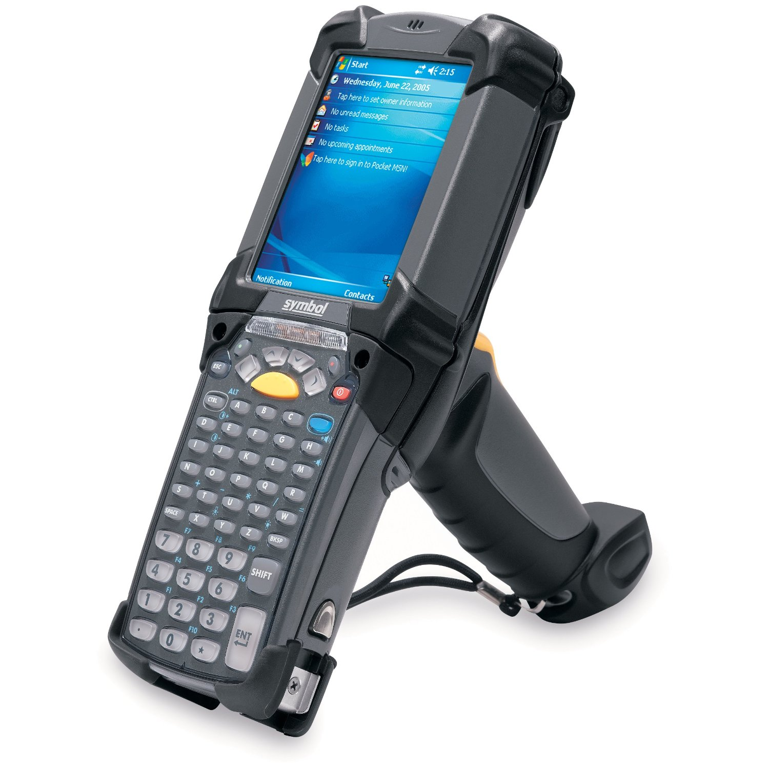Barcode Scanner Crown Canlines Group